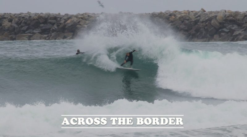 Across The Border [VIDEO]